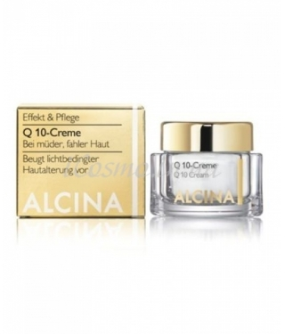 Крем с Q-10 для лица ALCINA - Q10 - Creme, 50 мл.
