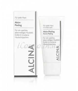 Актив-пилинг Alcina Aktiv-Peeling, 50 мл.