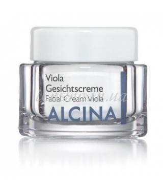 Крем для лица Виола Alcina Viola Gesichtscreme, 100 мл.