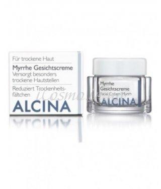 Крем для лица Мирра Alcina Myrrhe Gesichtscreme, 100 мл.