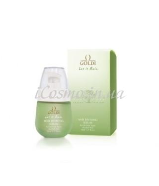 Восстанавливающая сыворотка для волос GOLDI Hair Reviving Serum, 50 мл.