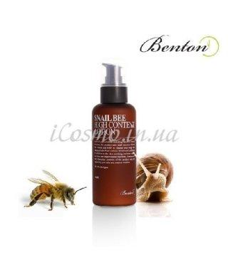 Лосьон улиточный с пчелиным ядом Benton Snail Bee High Content Lotion, 150мл.