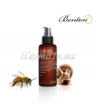 Тонер улиточный с пчелиным ядом Benton Snail Bee High Content Skin, 150мл.