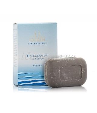 Мыло из минеральной грязи GOLDI Black Mud Soap, 125 г.