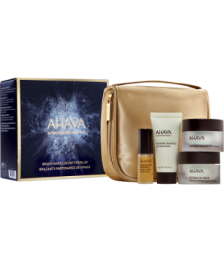 "Подарочный набор ""Лакшери"" AHAVA - Kit Bright Skies Luxury Traveler"