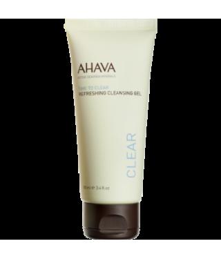 Освежающий гель для очистки лица AHAVA - Refreshing Cleansing Gel, 100мл.
