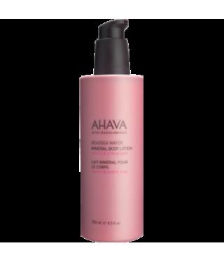 Лосьон для тела минеральный кактус/розовый перец AHAVA - Mineral Body Lotion Cactus and Pink Pepper, 250мл.