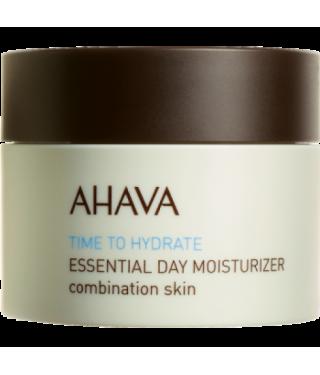 Увлажняющий крем дневной для комбинированной кожи лица AHAVA - Essential Day Moisturizer Combination, 50мл.