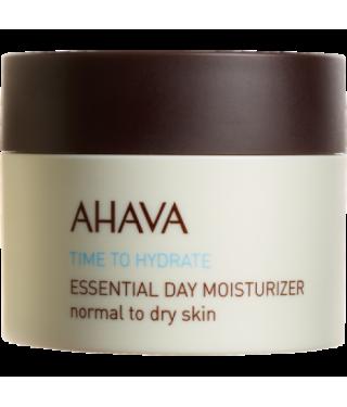 Увлажняющий крем дневной для нормальной и сухой кожи лица AHAVA - Essential Day Moisturizer Normal Dry, 50мл.