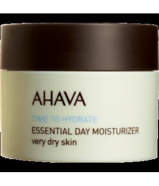Увлажняющий крем дневной для очень сухой кожи лица AHAVA - Essential Day Moisturizer Very Dry, 50мл.