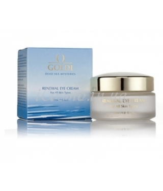 Восстанавливающий крем для глаз GOLDI Renewal Eye Cream, 30 мл.