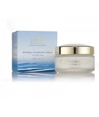 Питательный ночной крем GOLDI Renewal Nourishing Cream, 50 мл.
