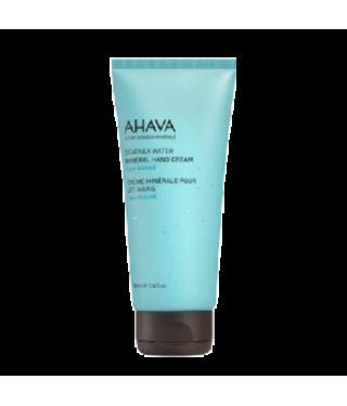 """Крем для рук минеральный """"Поцелуй моря"""" AHAVA - Mineral Hand Cream Sea-kissed, 100мл."""