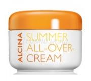 Увлажняющий крем для тела ALCINA - Alcina Skin Summer All Over Cream, 125 мл.