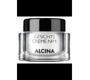 Крем для лица №1 Alcina Gesichtscreme №1, 30 мл.