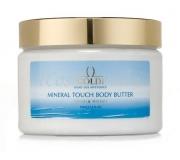 Минеральное масло для тела Молоко и мед GOLDI Mineral Touch body Butter Milk & Honey, 350 мл.