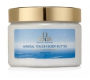 Минеральное масло для тела Пачули и Лаванда GOLDI Mineral Touch body Butter Patchouli Lavender, 350 мл.