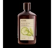 Мягкий крем для душа лимон/шалфей AHAVA - Mineral Botanic Cream Wash Lemon Sage, 500мл.