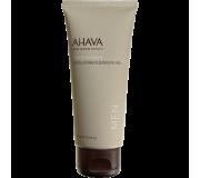 Гель для лица очищающий отшелушивающий для мужщин AHAVA - Exfolianting Cleansing Gel Men, 100мл.