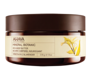 Масло для тела жимолость/лаванда AHAVA - Body Butter Mineral Botanic Honeysucle, 235мл.