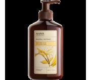 Нежное молочко для тела жимолость/лаванда AHAVA - Mineral Botanic Body Lotion Honeysuckle, 400мл.