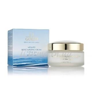 Тонизирующий увлажняющий крем для лица GOLDI Vitality Moisturizing Cream, 50 мл.