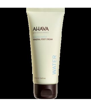 Крем для ног минеральный AHAVA - Mineral Foot Cream, 100мл.