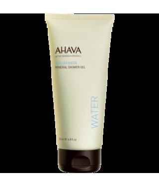 Минеральный гель для душа AHAVA - Mineral Shower Gel, 200мл.