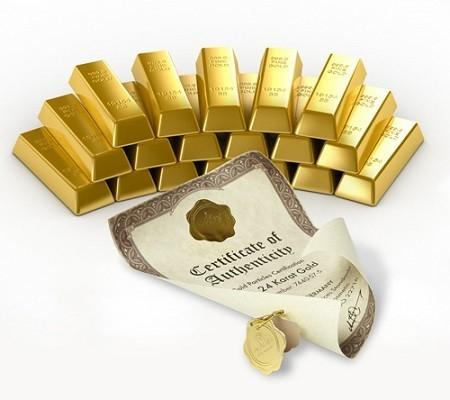 Израильская косметика с золотом
